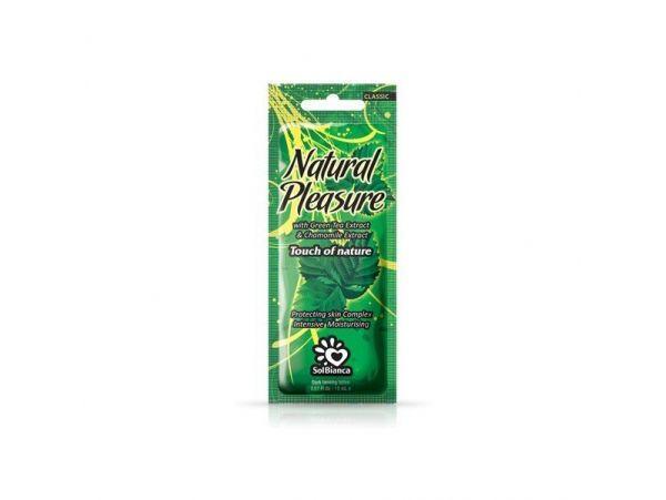 Natural Plesure Крем для загара в солярии