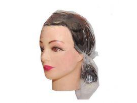 Шапочка-шлем для мелирования, полиэтиленовая 10 шт