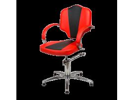 Парикмахерское кресло Мона Люкс гидравлика
