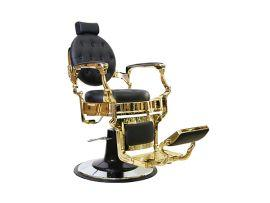 Олимп Gold кресло для барбершопа